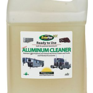 Polished Aluminum Cleaner