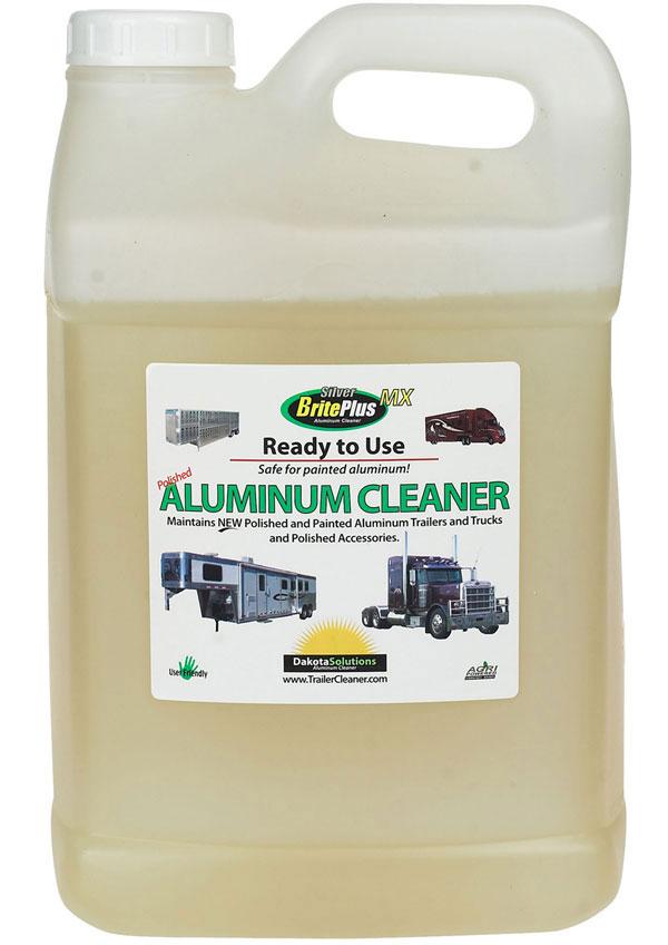 Polished Aluminum Cleaner
